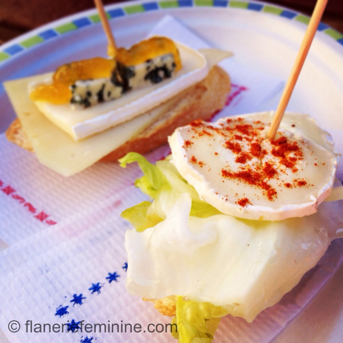 4 under the lens: Street food in Valencia